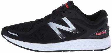 New Balance Fresh Foam Zante v2 - Black/Silver (MZANTBS2)