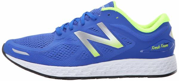 New Balance Fresh Foam Zante v2 Blue/Green