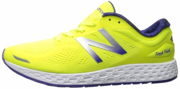 New Balance Fresh Foam Zante v2 woman yellow/purple
