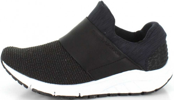 New Balance Rush Slip-On Black/White