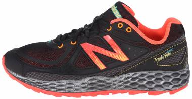 New Balance Fresh Foam Hierro - Black Orange (WTHIERI)
