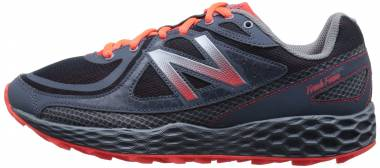 New Balance Fresh Foam Hierro Grey/Orange Men