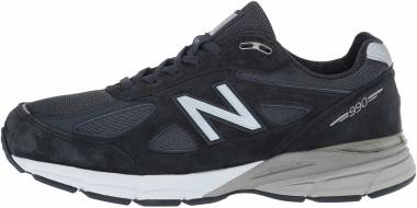 New Balance 990 v4 - Navy/Silver (M990NV4)
