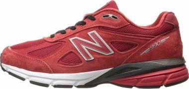 New Balance 990 v4 Red Men