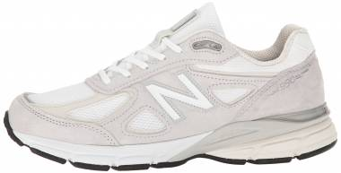 New Balance 990 v4 White Men