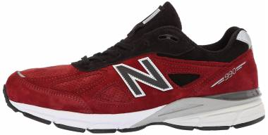 New Balance 990 v4 Red Men