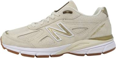 New Balance 990 v4 Beige Men