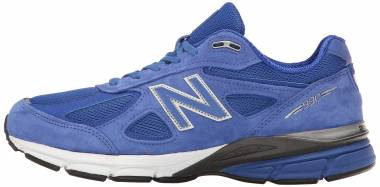 New Balance 990 v4 Uv Blue/Silver Men