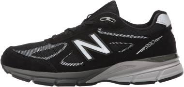 New Balance 990 v4 - Black Silver