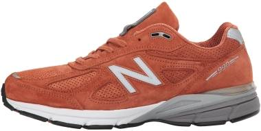 New Balance 990 v4 - Orange (M990JP4)
