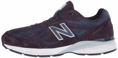 New Balance 990 v4 Dark Purple-Blue Men