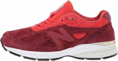 New Balance 990 v4 - Red (W990VT4)
