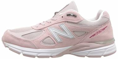 New Balance 990 v4 - Faded Rose Komen Pink