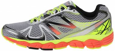 New Balance 880 v4 - Multicolour (Gray/Neon/Yellow/Neon/Orange) (M880SY4)