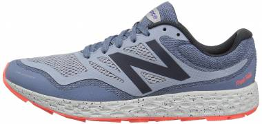 New Balance Fresh Foam Gobi Trail - Blue (MTGOBIGO)