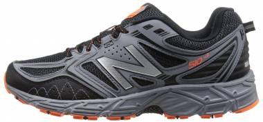 New Balance 510 v3 - Black/Gray/Orange