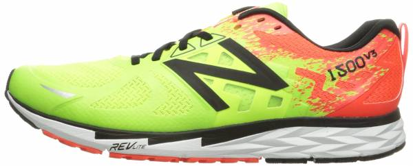 New Balance 1500 v3 Lime Glo Alpha Orange