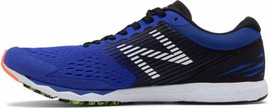 New Balance Hanzo S Uv Blue/Black/Dark Mango Men