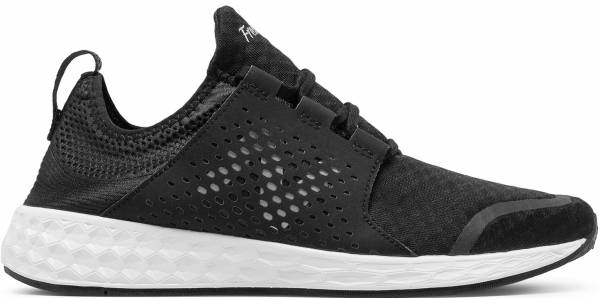 New Balance Fresh Foam Cruz Black/White