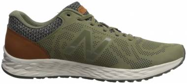 New Balance Fresh Foam Arishi - Dark Covert Green (MARISPD1)