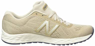 New Balance Fresh Foam Arishi Beige Men