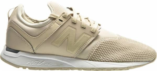 New Balance 247 Classic sneakers in beige grey   RunRepeat