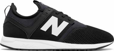 new balance 247 uomo white luxe