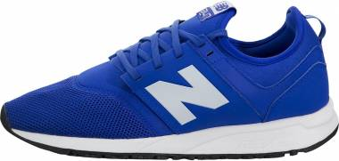 New Balance 247 Classic - Blau Blue (MRL247BW)