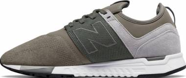 New Balance 247 Luxe - Grey (MRL247RT)