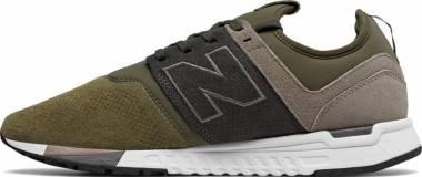 New Balance 247 Luxe - Green (MRL247RG)