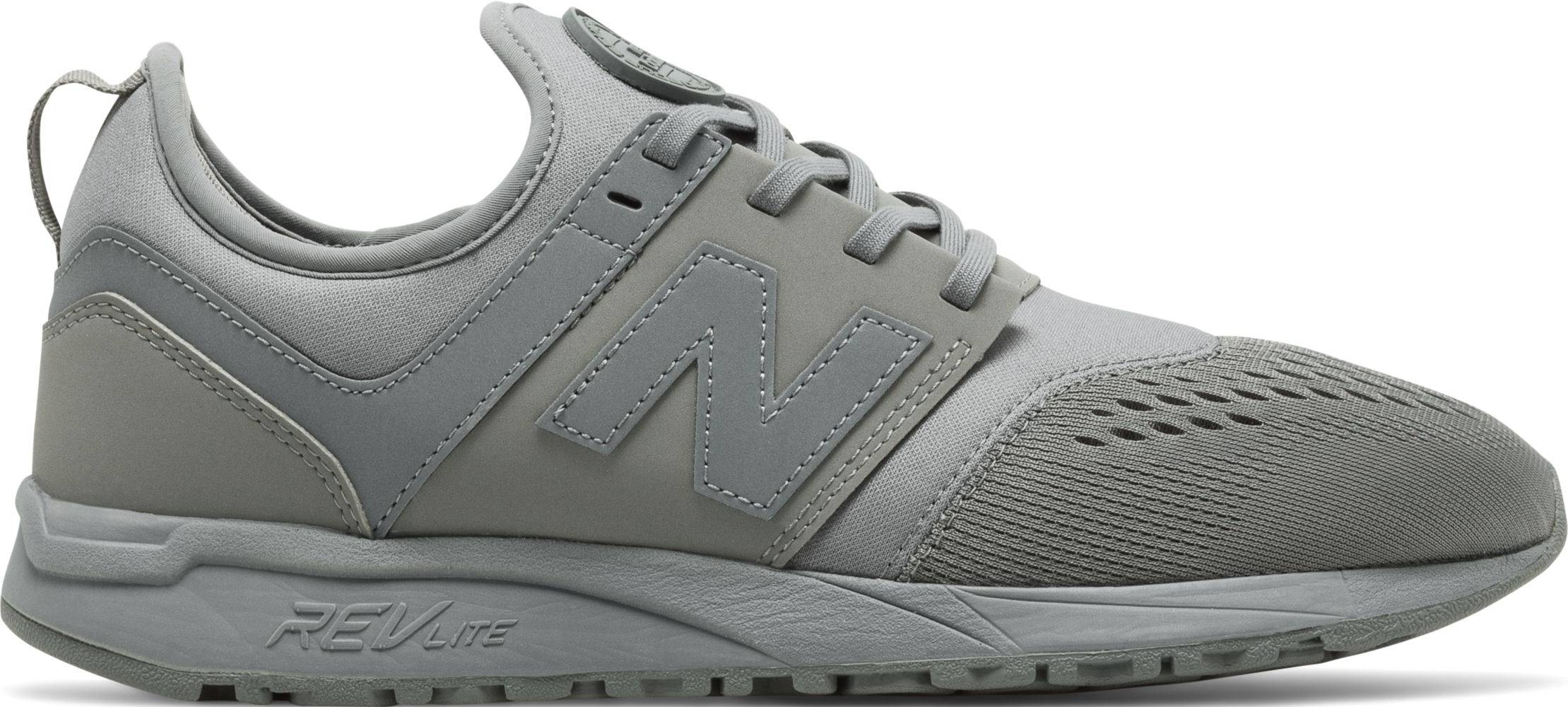 declarar calendario Permanentemente  New Balance 247 Sport sneakers in green + grey (only $67) | RunRepeat