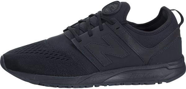 new balance 247 men's black
