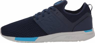 New Balance 247 Sport Navy with Blue Men