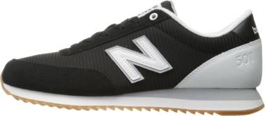 New Balance 501 - Black/White (MZ501AAH)