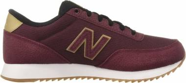 New Balance 501 - Burgundy Hemp