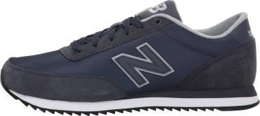 New Balance 501 - Nb Navy/Silver Mink (MZ501CRA)
