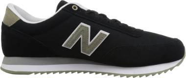 New Balance 501 - Black Covert Green