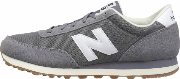 New Balance 501 Grey White