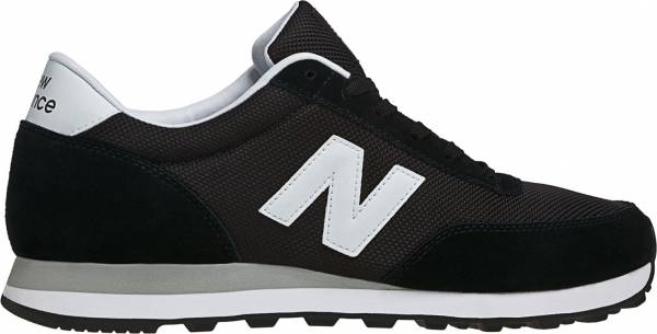 New Balance Men's Black 501 Sneakers grey Complete Range Of Articles