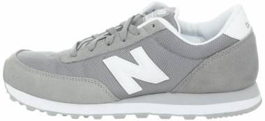 New Balance 501 Ballistic Grey with White Men