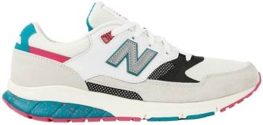 New Balance 530 Vazee - White/Light Grey/Teal (MVL530AB)