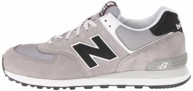 New Balance 574 Classic - Grey (M574GS)