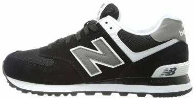 New Balance 574 Classic - BLACK/ BLACK