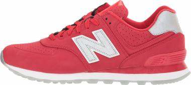 New Balance 574 Classic - Red