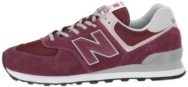 New Balance 574 Core - Red Burgundy (ML574EGB)