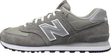 New Balance 574 Core - Grau Gs Grey 12 (M574GS)