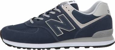 New Balance 574 Core - Alloy / White