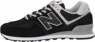 New Balance 574 Core - Black (ML574EGK)