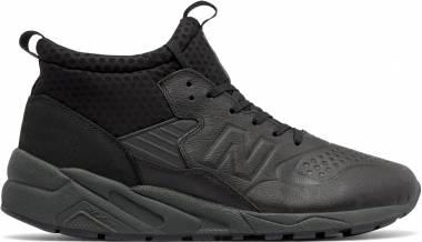 New Balance 580 Deconstructed Mid - Black