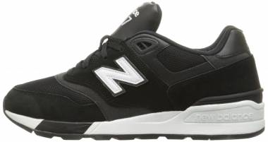 New Balance 597 - Black (ML597AAC)